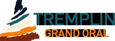 Logo Tremplin Grand Oral 3